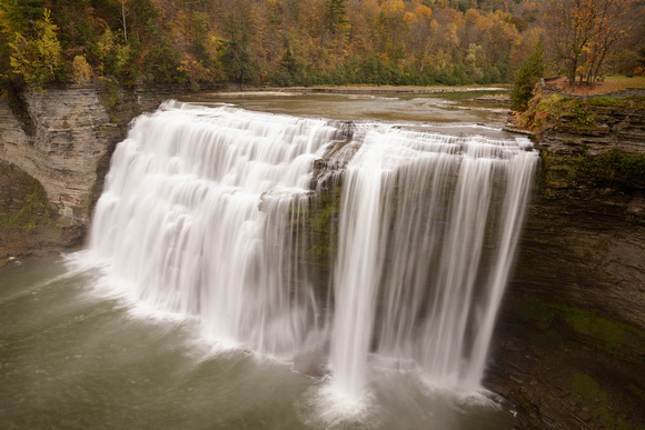 Letchworth Park - Middle Falls